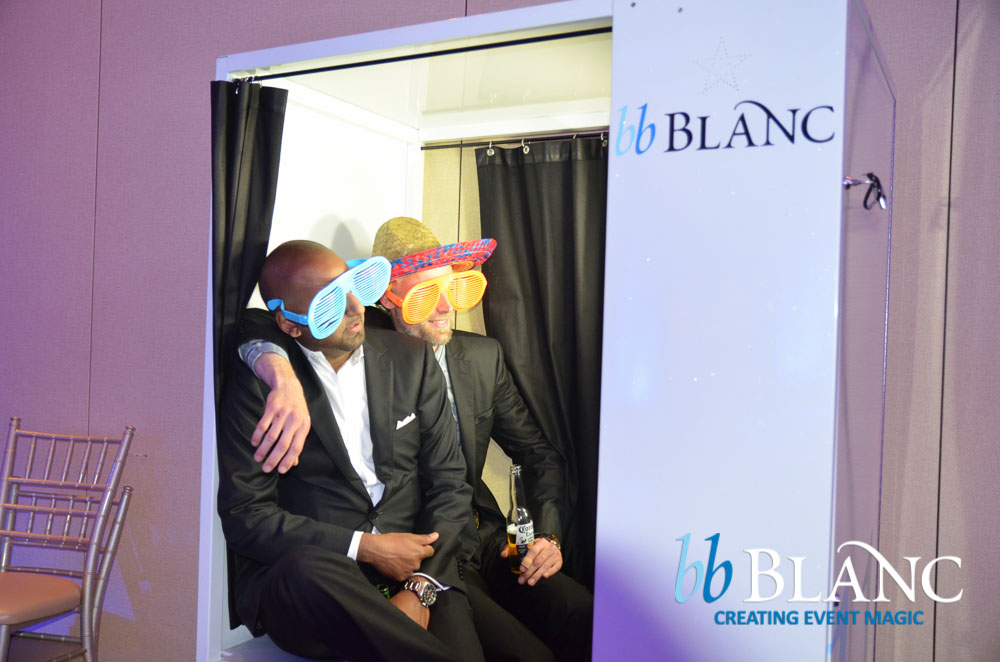 Photo booth for wedding