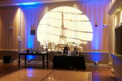 Stock Gobo Eiffle Tower EG