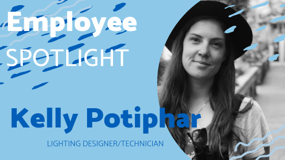 Employee Spotlight: Kelly Potiphar