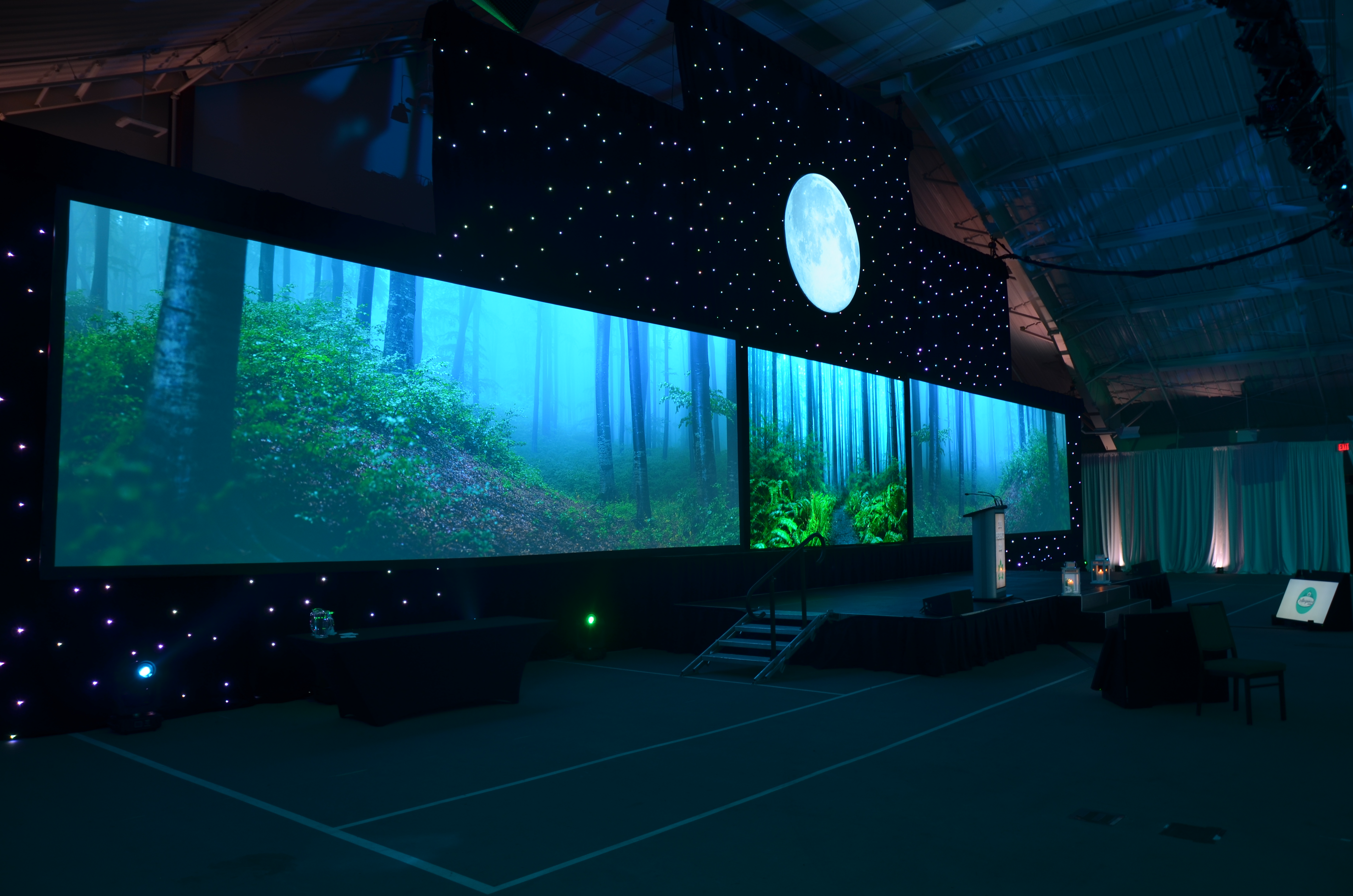 How Creative Stage Design Can Elevate Event Experience