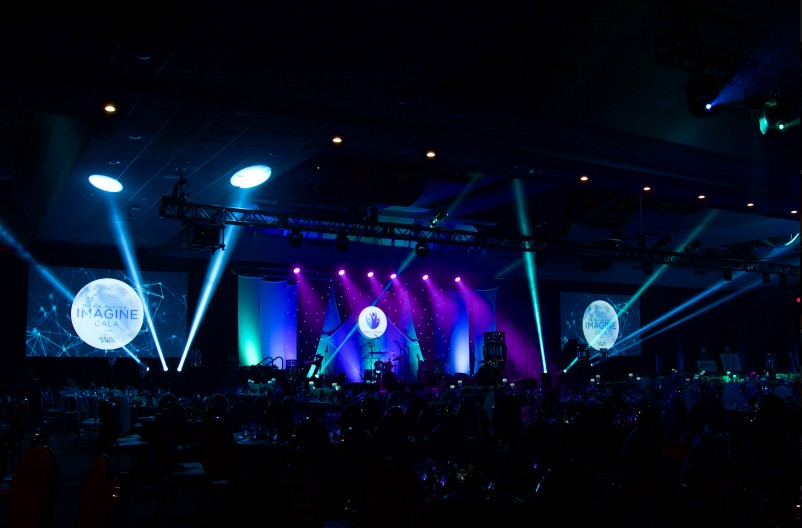Corporate Event Lighting Rentals in Toronto