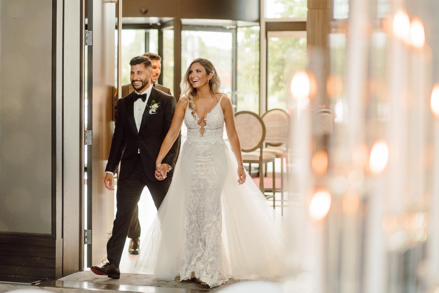 Featured Wedding: Sarah & Lutfi at Chateau Le Parc
